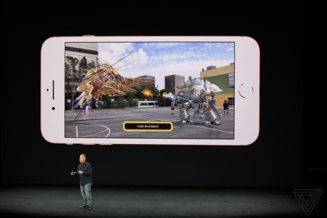 iPhone 8, 8 Plus va iPhone X trinh lang, gia len toi 999 USD hinh anh 22