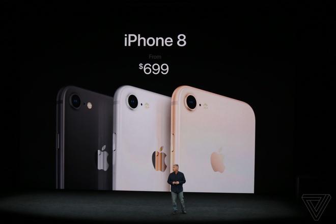 iPhone 8, 8 Plus va iPhone X trinh lang, gia len toi 999 USD hinh anh 24