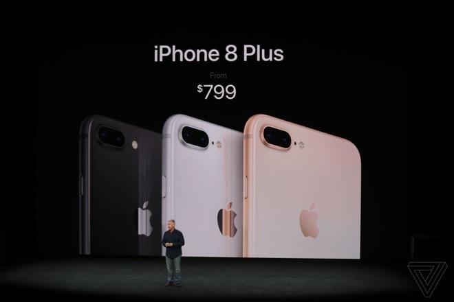 iPhone 8, 8 Plus va iPhone X trinh lang, gia len toi 999 USD hinh anh 25