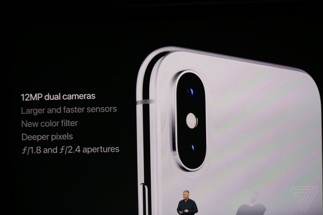 iPhone 8, 8 Plus va iPhone X trinh lang, gia len toi 999 USD hinh anh 35