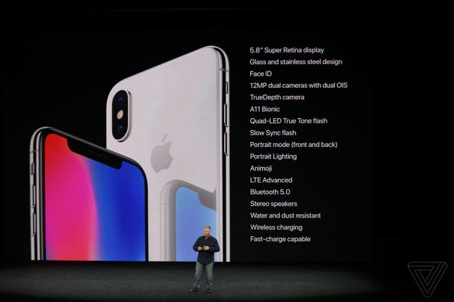iPhone 8, 8 Plus va iPhone X trinh lang, gia len toi 999 USD hinh anh 36