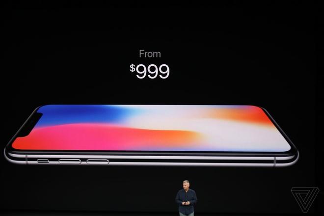 iPhone 8, 8 Plus va iPhone X trinh lang, gia len toi 999 USD hinh anh 37