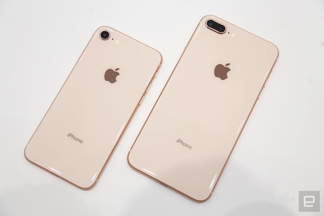 iPhone 8, 8 Plus bat dau cho nhan dat truoc hinh anh