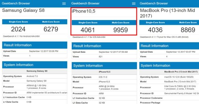 'iPhone 8 nhanh den muc khong the tin noi' hinh anh 2