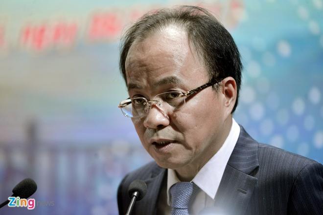 Ong Le Manh Ha: Tai sao khong tin ong Quang 'no'? hinh anh 1