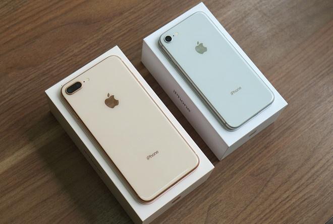 iPhone 7 ban chay hon iPhone 8 hinh anh