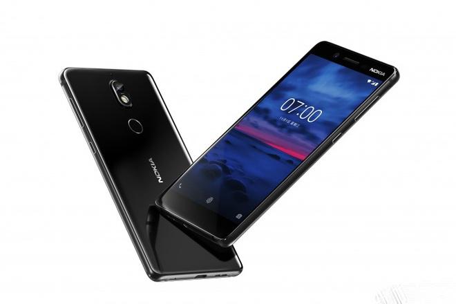 Nokia 7 bat ngo ra mat: Vo kinh, gia duoi 400 USD hinh anh 1
