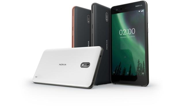 Nokia 2 ra mat voi pin 4.100 mAh, gia 99 euro hinh anh 2