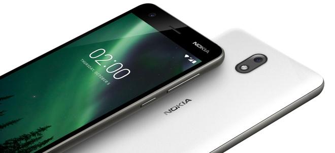 Nokia 2 ra mat voi pin 4.100 mAh, gia 99 euro hinh anh 1