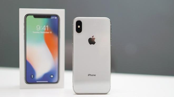 Ve Viet Nam, iPhone X se co gia khong duoi 40 trieu hinh anh