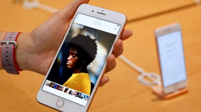 iPhone 8 ma VN/A sap ve nuoc - chua khi nao lang le den the hinh anh