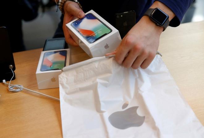 iPhone X ban chay den dau? hinh anh