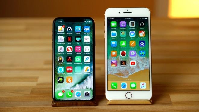 iPhone 8, iPhone X vao giai doan binh on gia hinh anh