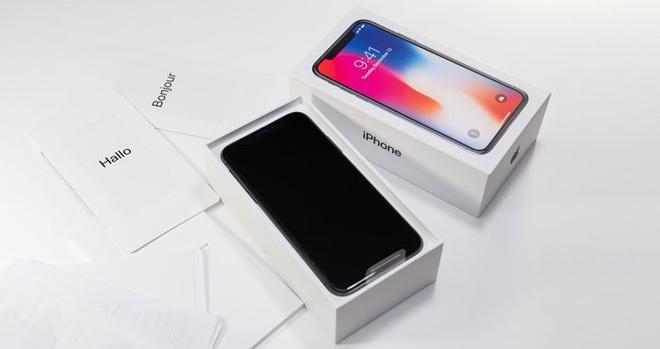 iPhone X ban 256 GB giam gia manh tai Viet Nam hinh anh 2