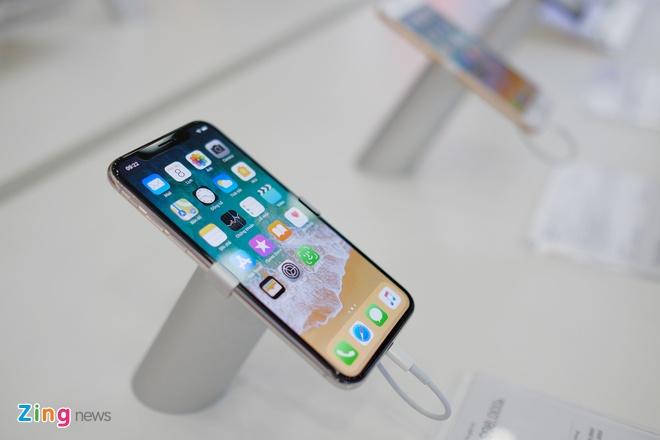 Mo ban iPhone X anh 2