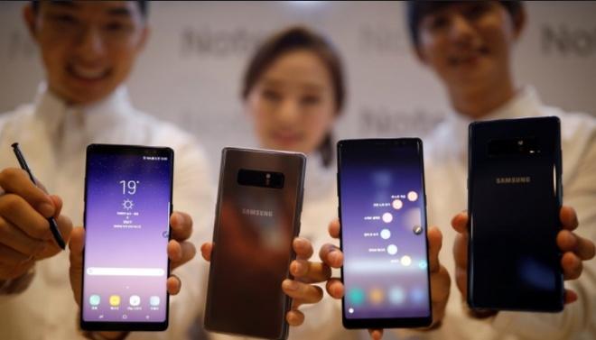 Samsung khong vao noi top 5 thi phan di dong tai Trung Quoc hinh anh