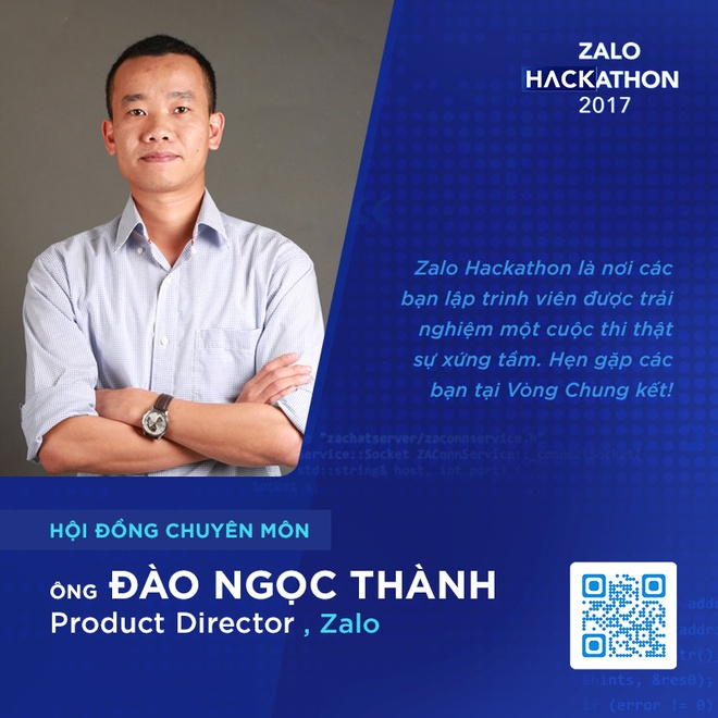 Hoi dong chuyen mon toan 'sieu nhan' cua Zalo Hackathon hinh anh 3