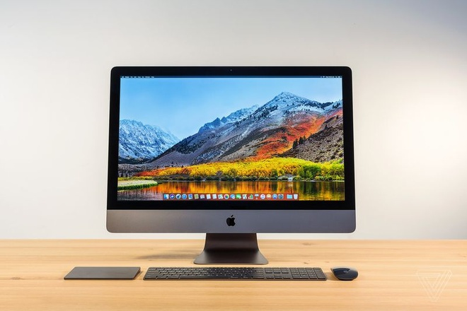 iMac Pro: Con quy toc do gia 5.000 USD hinh anh