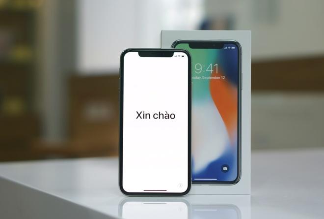 iPhone X xach tay ve moc 25 trieu hinh anh