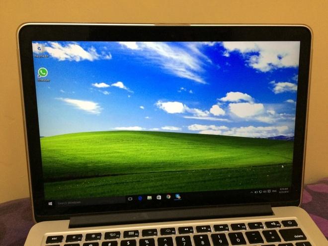 Hinh nen Windows XP huyen thoai co gia hon 100.000 USD hinh anh