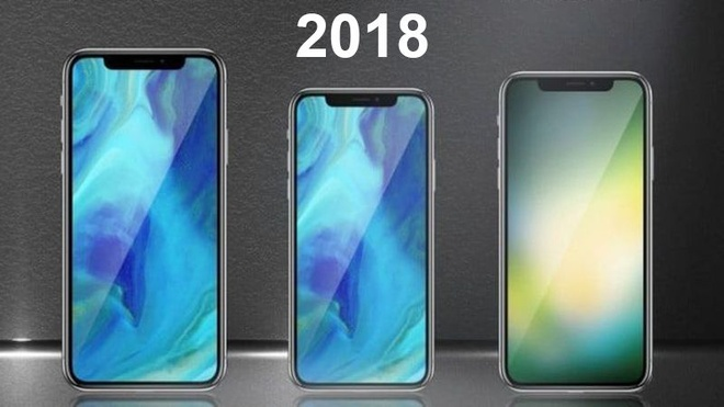 iPhone 2018 dung chip MediaTek anh 1