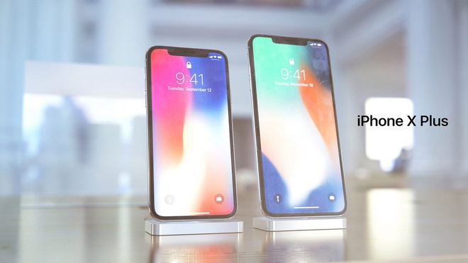 iPhone XL la vu khi bi mat cua Apple nam 2018 hinh anh