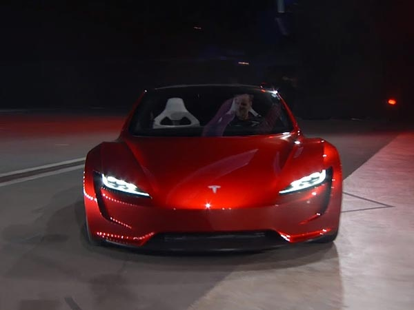 Chay thu Tesla Roadster hinh anh