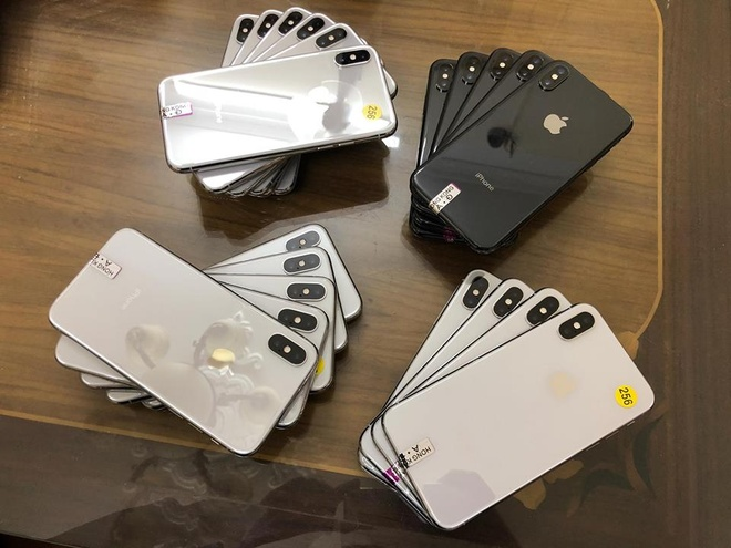 Gia iPhone X xach tay tai VN da thap hon Singapore, Australia hinh anh 3