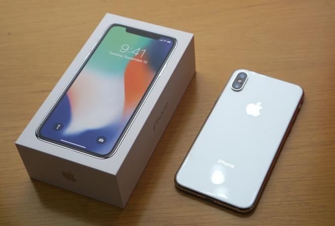Gia iPhone X xach tay tai VN da thap hon Singapore, Australia hinh anh 2