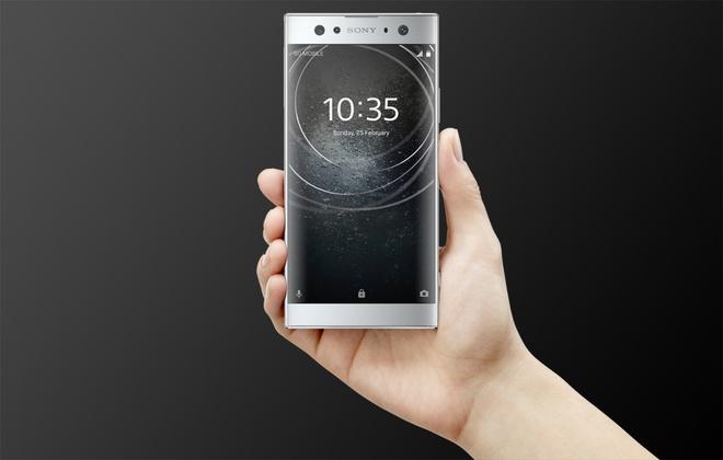Sony gioi thieu 3 smartphone tam trung voi thiet ke cu hinh anh