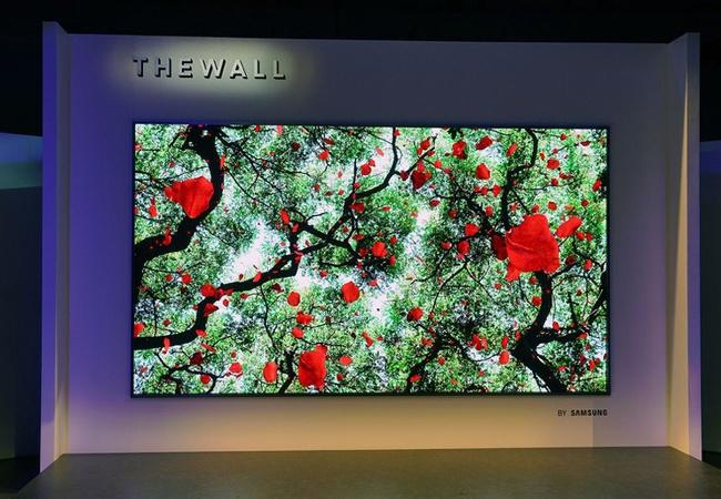 TV 146 inch cua Samsung anh 1