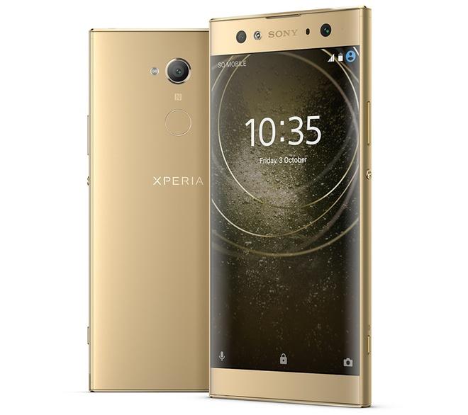Sony gioi thieu 3 smartphone tam trung voi thiet ke cu hinh anh 2