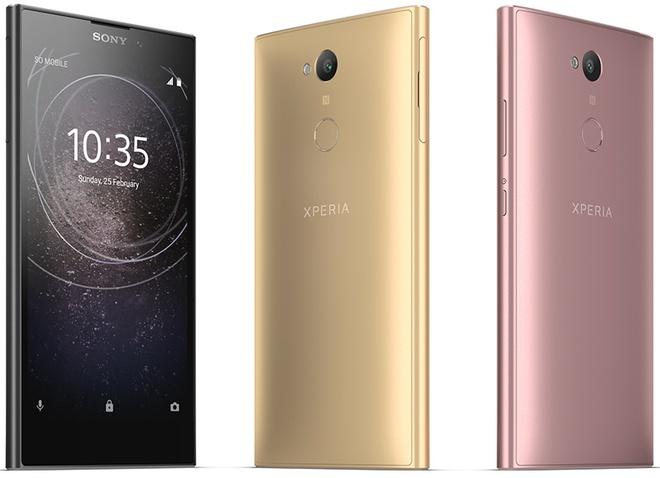 Sony gioi thieu 3 smartphone tam trung voi thiet ke cu hinh anh 3