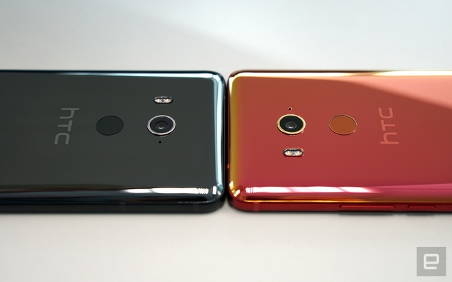 HTC bat ngo gioi thieu U11 Eyes chuyen selfie hinh anh