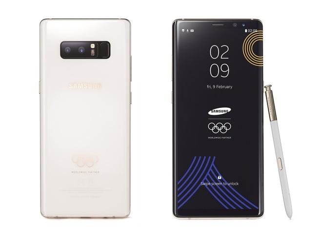 Samsung ra mat chiec Note 8 dep nhat nhung ban khong the mua hinh anh