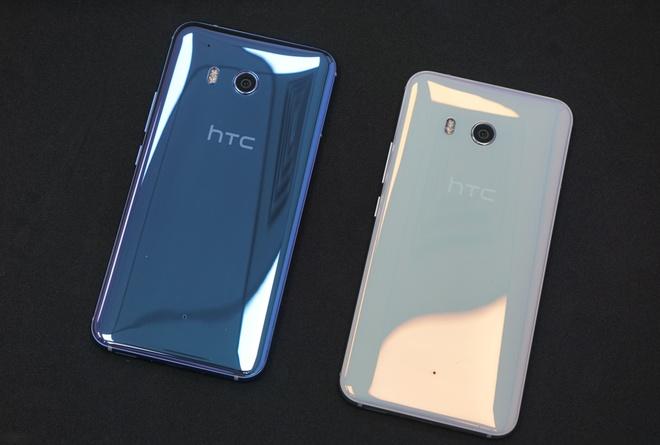 HTC U11 giam gia gan 6 trieu dong tai Viet Nam hinh anh 1