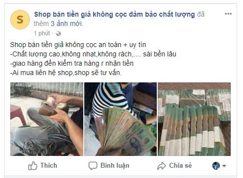 'Quang cao vu khi, tien gia tran lan tren Facebook' hinh anh 1