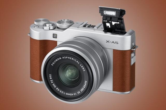 Fujifilm X-A5 ra mat: Man lat selfie, quay video 4K, dang hoai co hinh anh 1