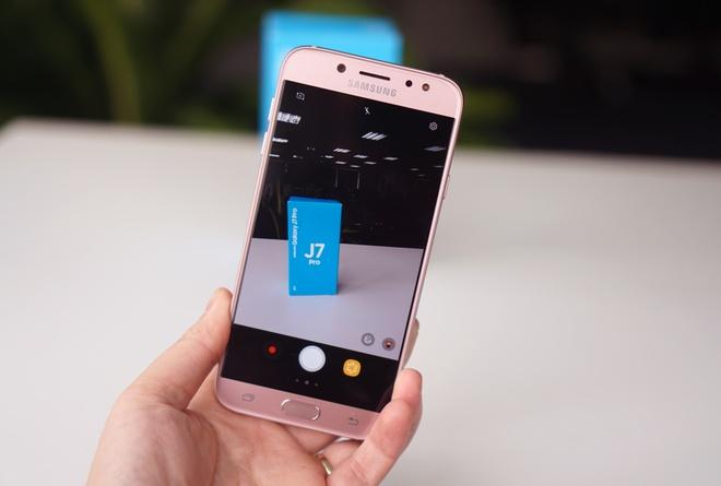 Can canh Galaxy J7 Pro mau hong cho mua Valentine hinh anh 8