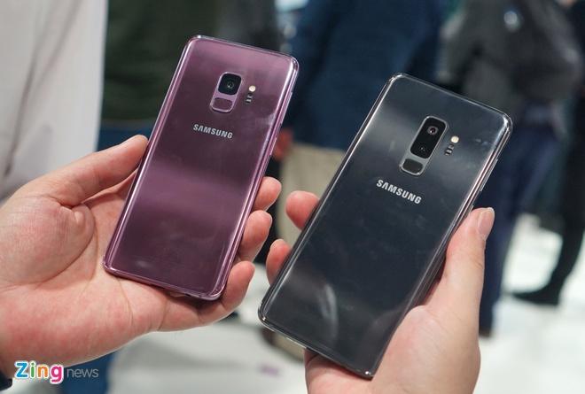 Galaxy S9 khong dot pha, nhung can thiet cho Samsung hinh anh 1