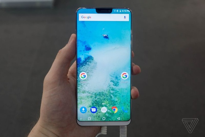 Dien thoai Android bat chuoc iPhone X anh 2