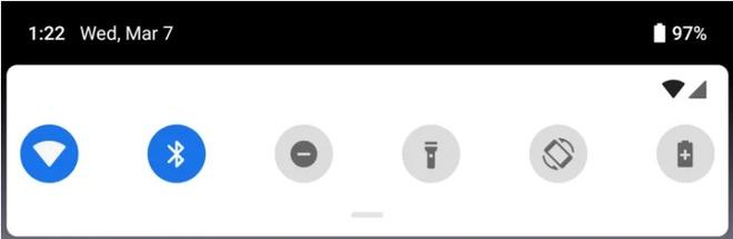 Nhung thay doi dau tien tren ban Android P 9.0 hinh anh 3