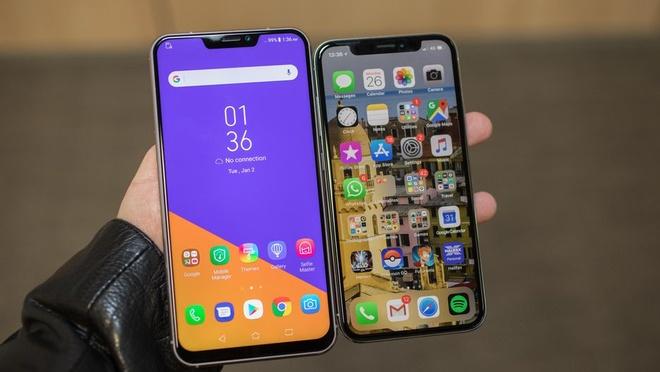 Sep Asus: 'Apple copy Essential Phone khong tot bang chung toi' hinh anh 1