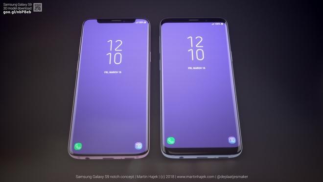 Galaxy S9 trong ra sao neu dung 'tai tho'? hinh anh 1