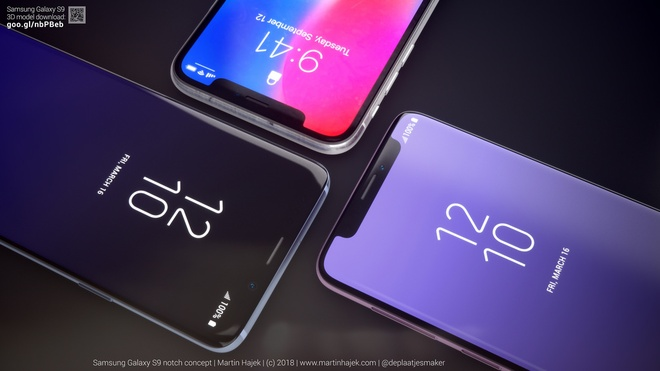 Galaxy S9 trong ra sao neu dung 'tai tho'? hinh anh 2