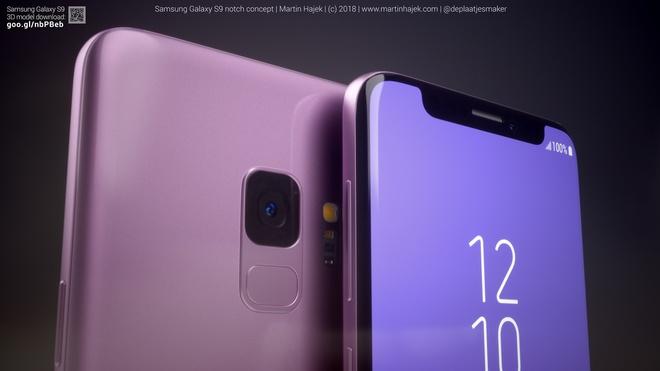 Galaxy S9 trong ra sao neu dung 'tai tho'? hinh anh 9