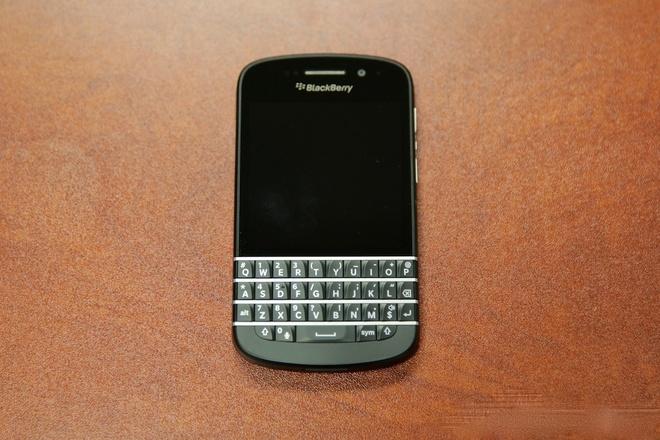 BlackBerry duoc toi pham ua chuong anh 1