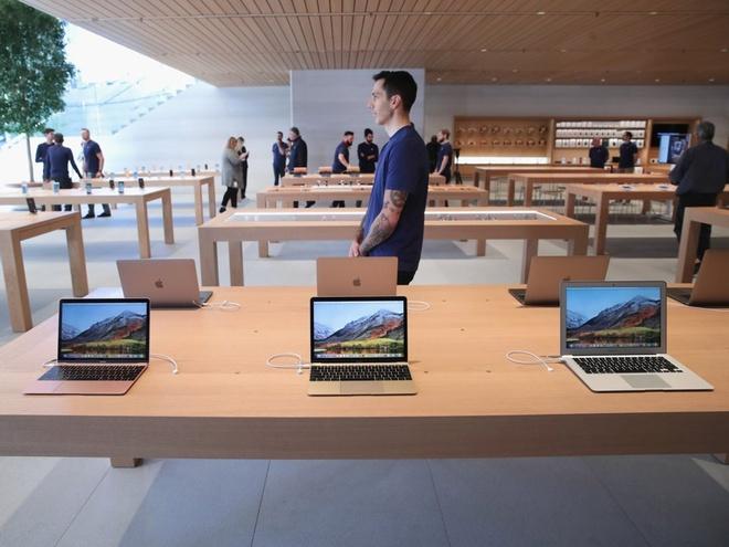 Apple Store bi khach hang goi la 'dia nguc tran gian' hinh anh 1