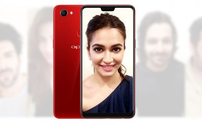 Oppo F7 ra mat voi tai tho, camera selfie 25 MP hinh anh 1