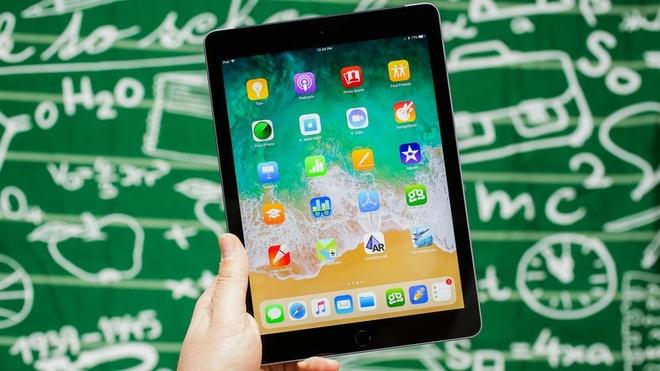 Đánh giá iPad 2018: Chiếc tablet tốt cho mọi người